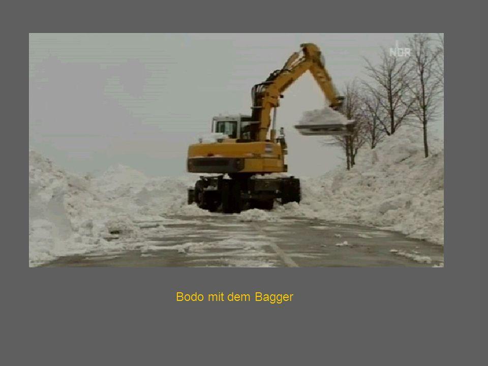 verteilt durch www.funmail2u.dewww.funmail2u.de Bodo mit dem Bagger