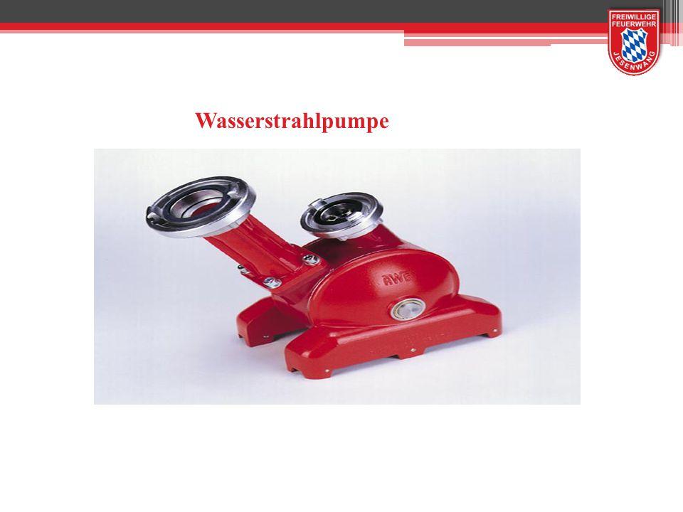Wasserstrahlpumpe