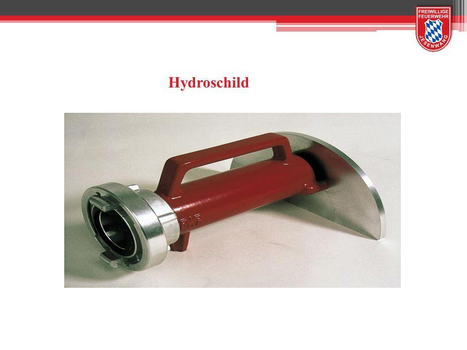 Hydroschild