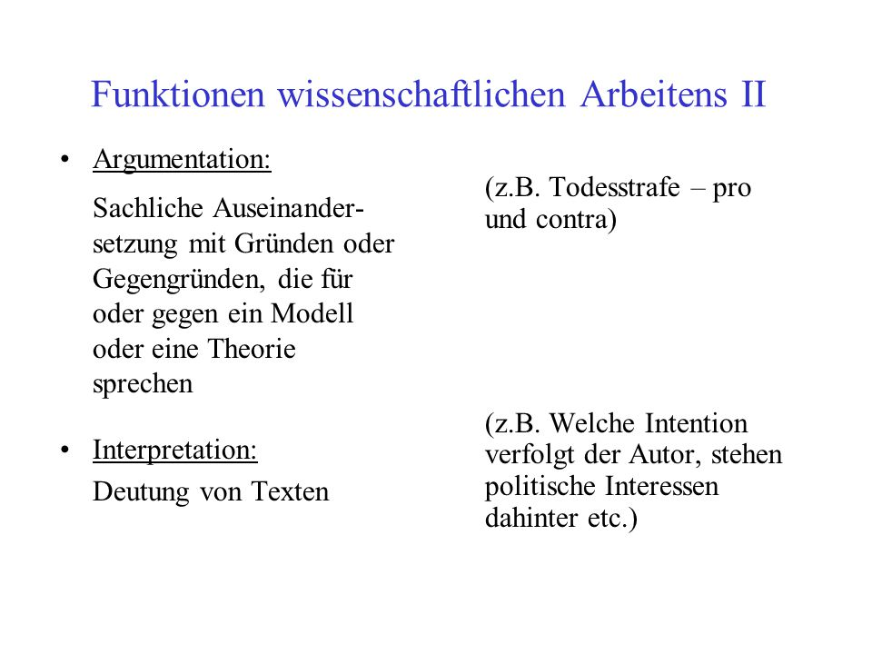 Literatur dazu: Jakobs, Eva-Maria (1993): Wes Brot ich ess ... Autorität und Zitation.