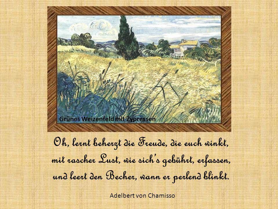 Der verlorenste Tag aller Tage ist der, an dem man nicht gelacht hat. Nicolas de Chamfort