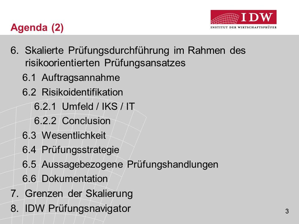 """4 1.Einleitung (1) ■""""An Audit is an Audit oder """"An Audit Opinion is an Audit Opinion ."""
