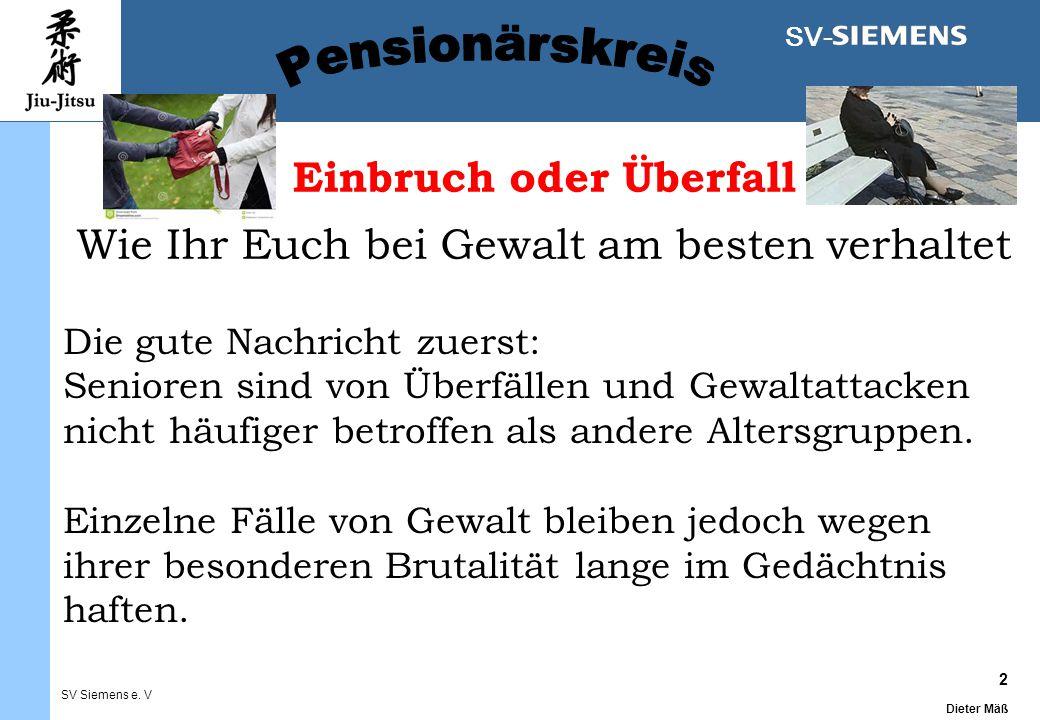 2 Dieter Mäß SV Siemens e.