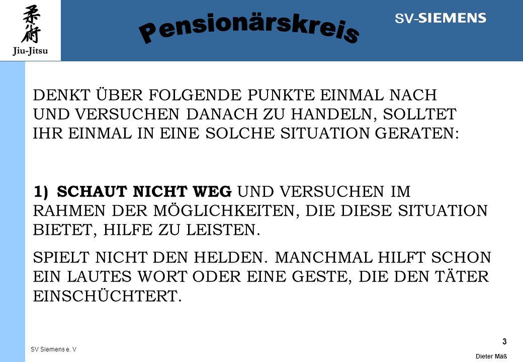 3 Dieter Mäß SV Siemens e.