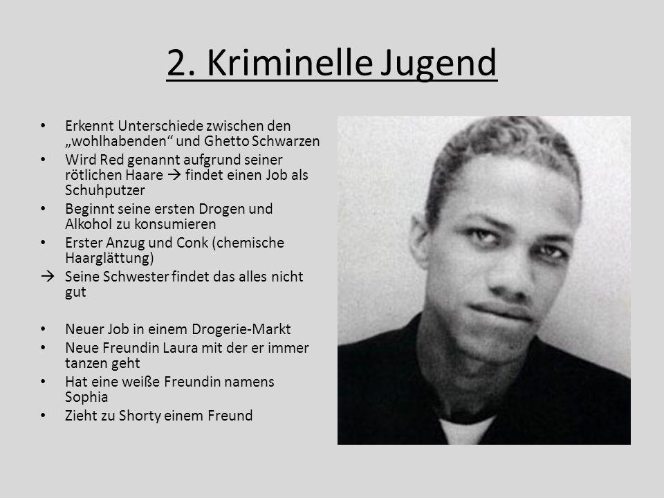 """2. Kriminelle Jugend Erkennt Unterschiede zwischen den """"wohlhabenden"""" und Ghetto Schwarzen Wird Red genannt aufgrund seiner rötlichen Haare  findet e"""