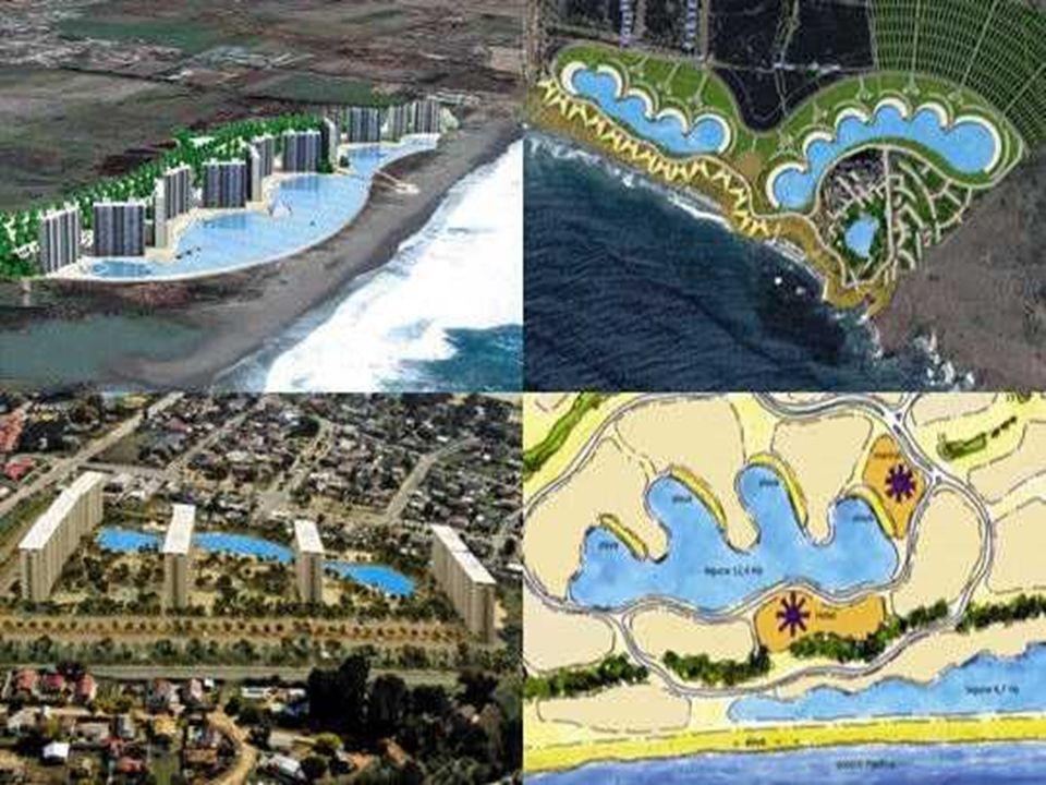 Das Unternehmen Fernando Fischmann plant noch gleichzeitig andere komplexe Anlagen an der chilenischen Küste.