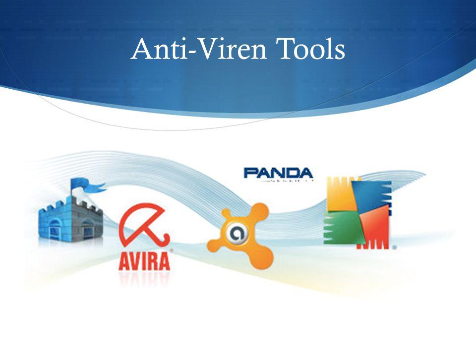 Anti-Viren Tools