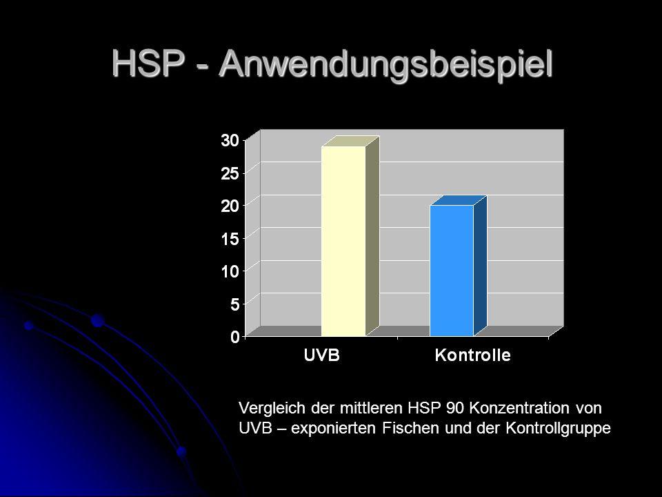 HSP - Beispiele