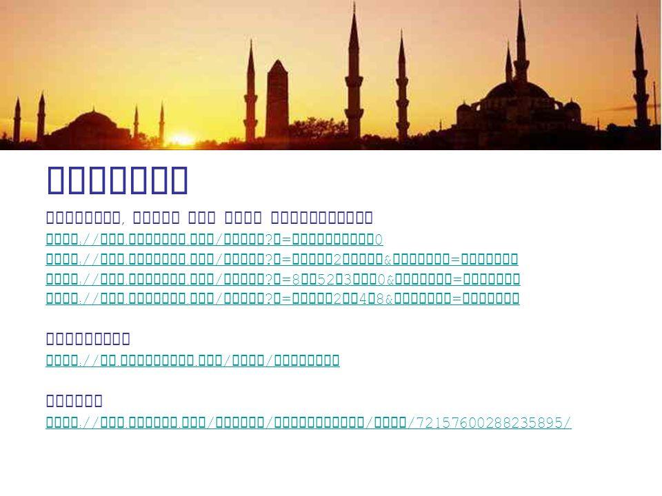 Quellen Istanbul, Stadt auf zwei Kontinenten http :// www.