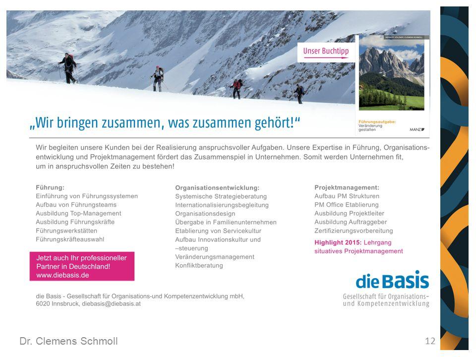 Dr. Clemens Schmoll 12
