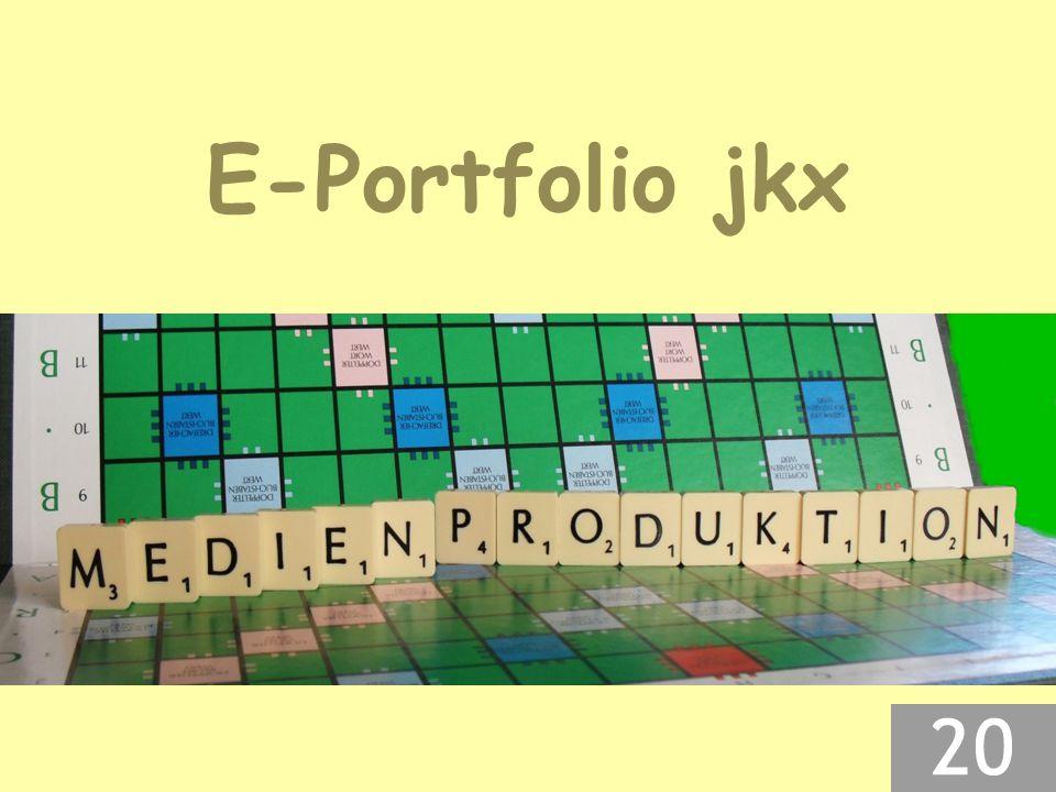 E-Portfolio jkx