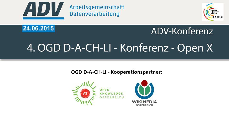 OGD D-A-CH-LI - Kooperationspartner: