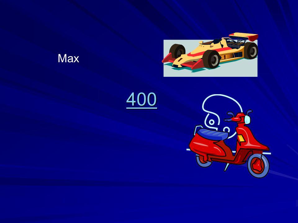 400 Max