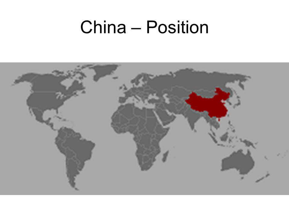 China - Nachbarn