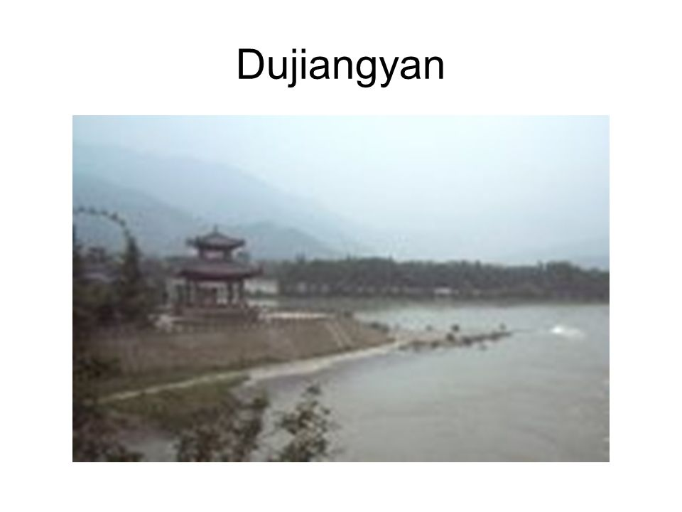 Dujiangyan