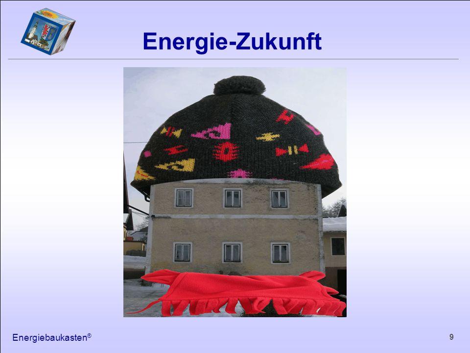 """Energiebaukasten ® 10 """"Energie-Effizienz Partner"""