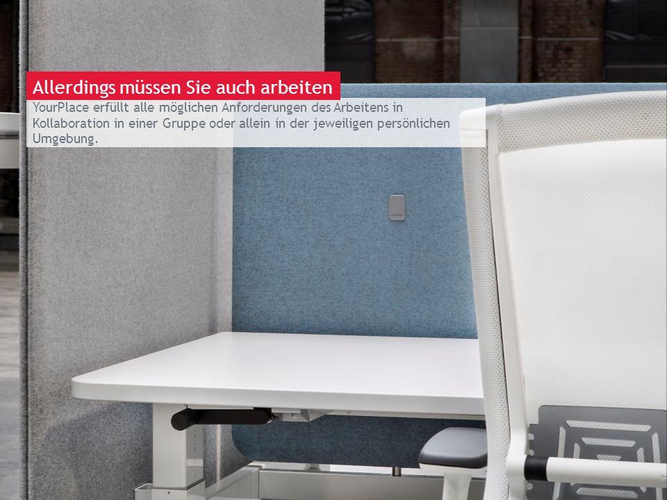 March 13th 2014 | Berlin YourPlace erfüllt alle möglichen Anforderungen des Arbeitens in Kollaboration in einer Gruppe oder allein in der jeweiligen p