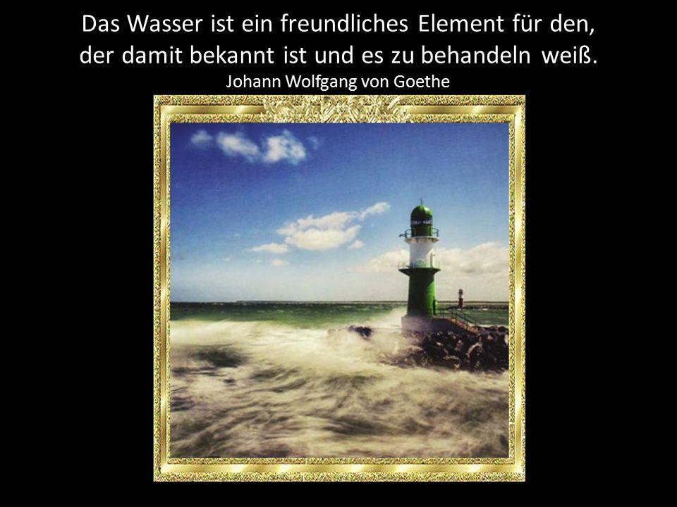 Einsamkeit in der offenen Natur, das ist der Prüfstein des Gewissens. Christian Friedrich Hebbel