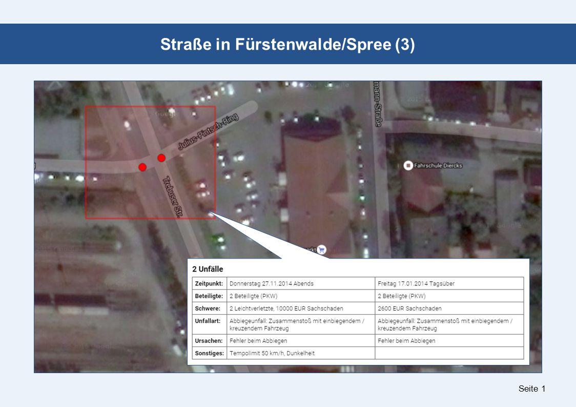 Seite 1 Straße in Fürstenwalde/Spree (3)
