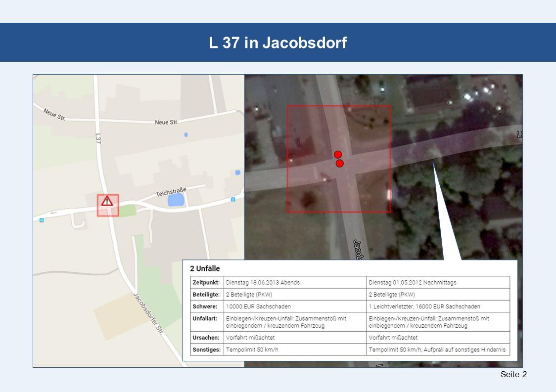 Seite 2 L 37 in Jacobsdorf