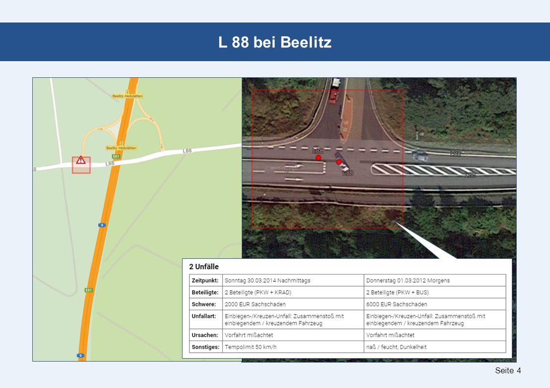 Seite 4 L 88 bei Beelitz