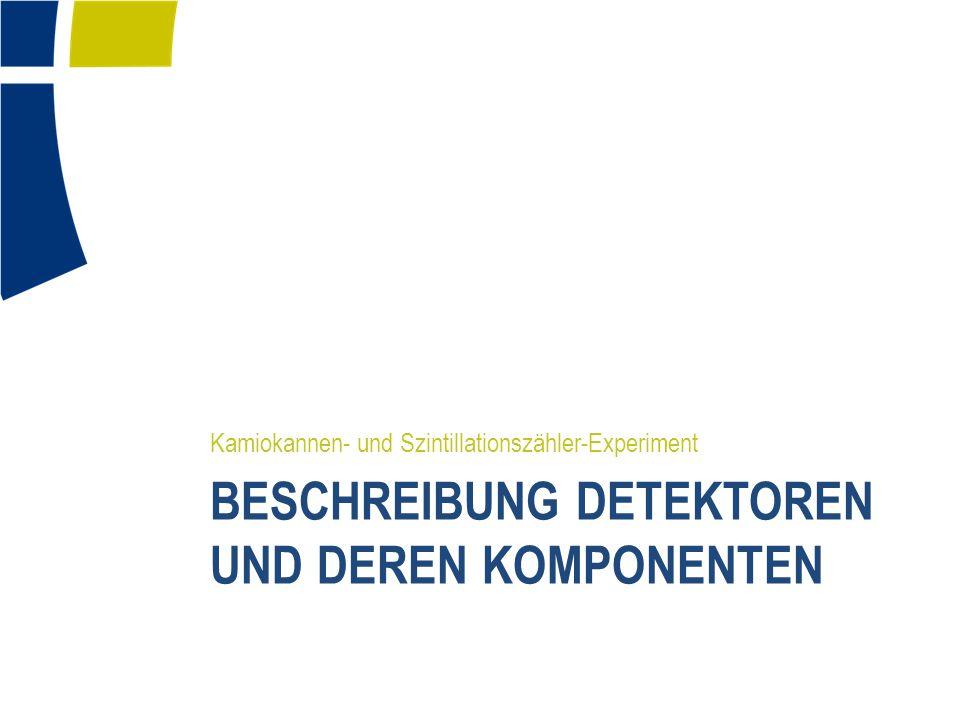 Carolin Schwerdt | Einstein-Gymnasium Neuenhagen | 01.08.2012 | Seite 4 Das Unsichtbare erforschen Experimente zur Messung kosmischer Teilchen