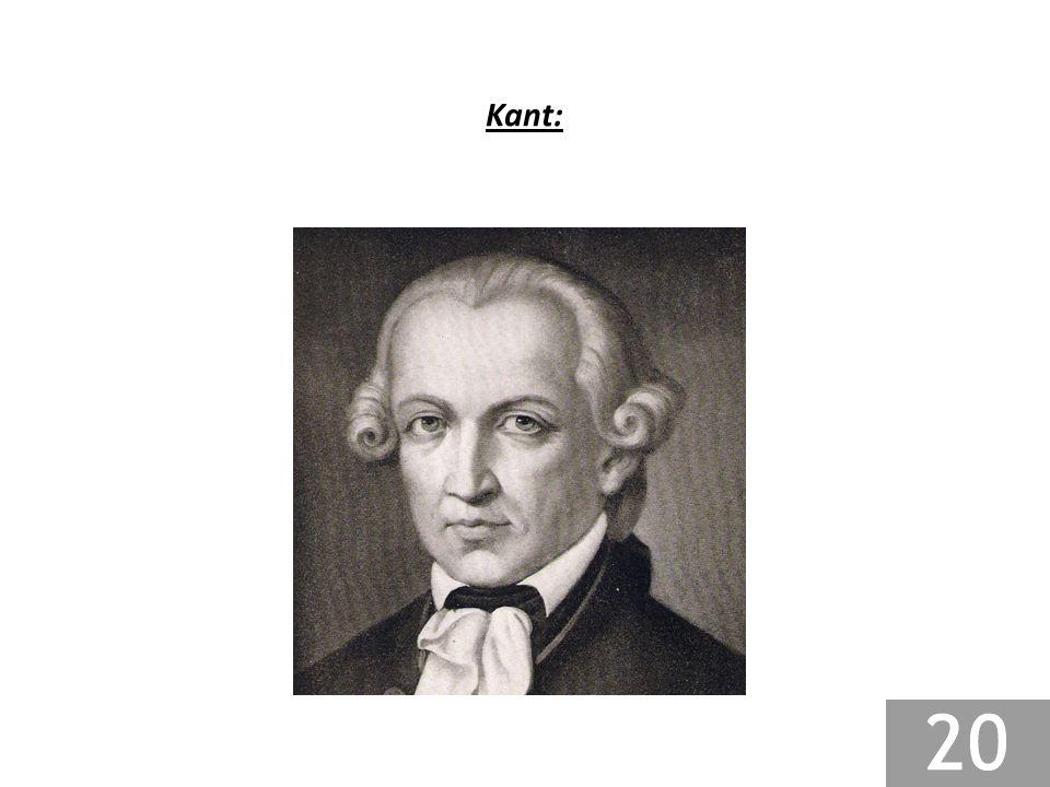 Kant: