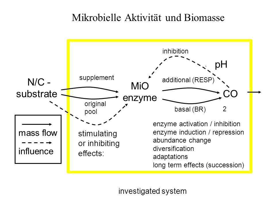 Rücktitration nach Isermeyer (1952 ) IRGA (Infra Rot Gas Analyse)
