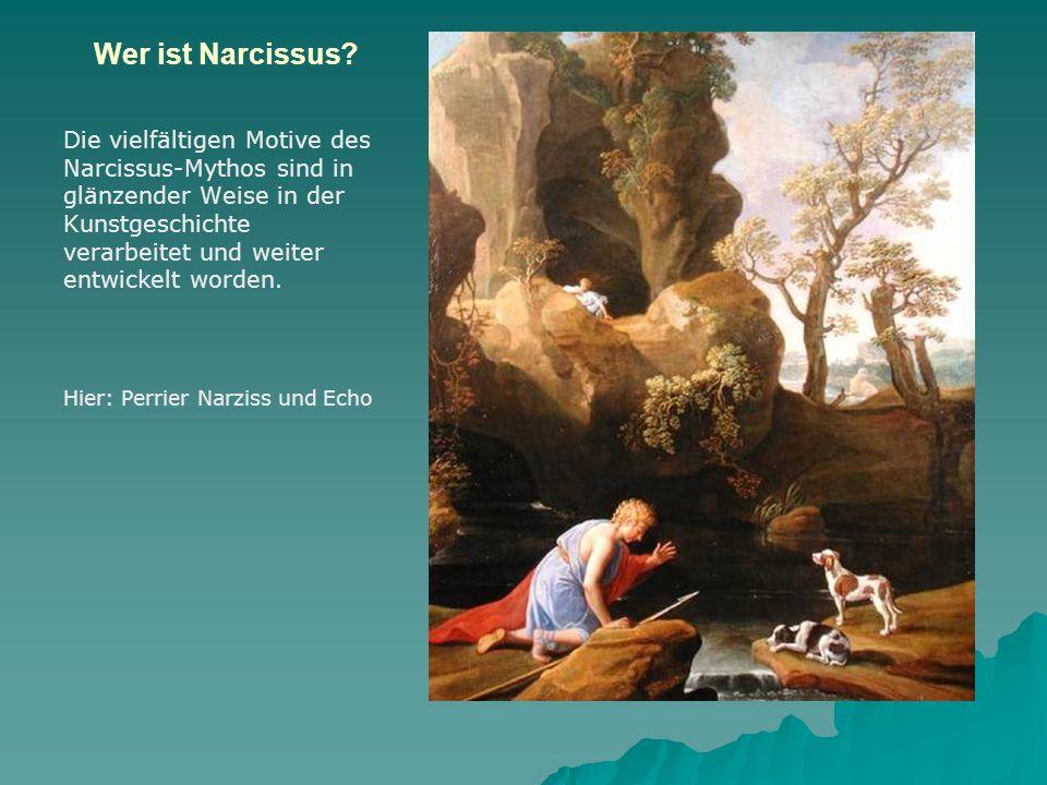 Wer ist Narcissus.