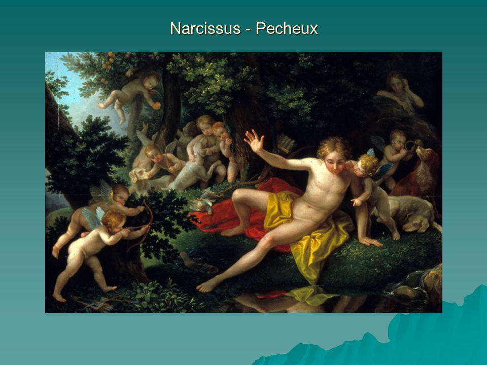 """""""Wieviele junge Männer und Mädchen wünschten sich Narcissus zum Gefährten."""