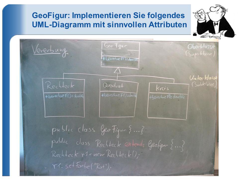 GeoFigur Rechteck Quadrat Kreis paint(g Graphics) … … … …