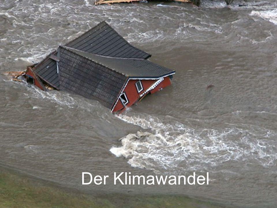 Der Klimawandel