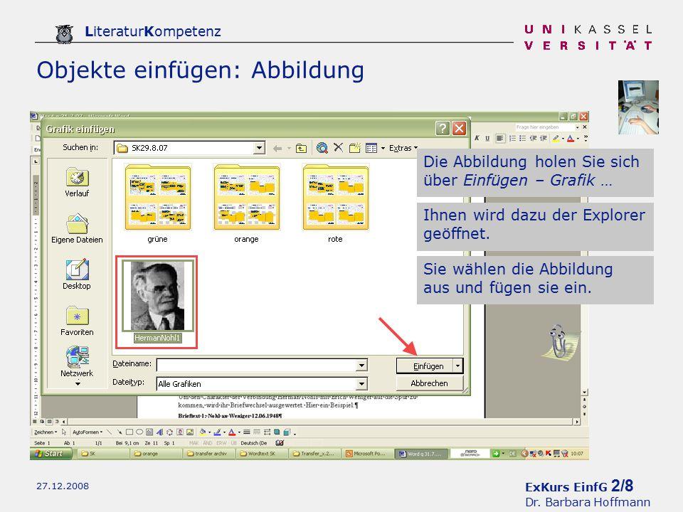 ExKurs EinfG 2/8 Dr.