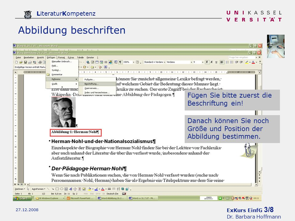 ExKurs EinfG 3/8 Dr.