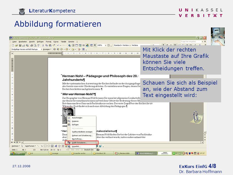 ExKurs EinfG 5/8 Dr.
