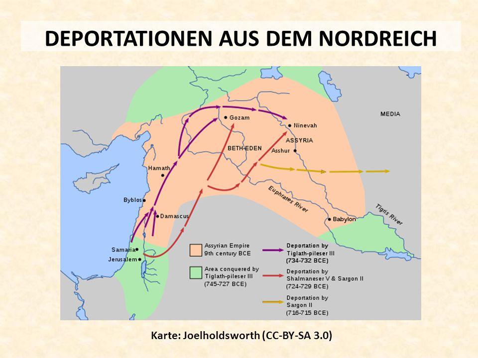 DEPORTATIONEN AUS DEM NORDREICH Karte: Joelholdsworth (CC-BY-SA 3.0)