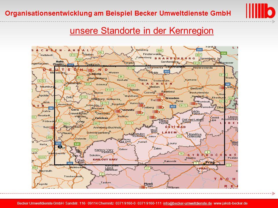 Becker Umweltdienste GmbH. Sandstr. 116. 09114 Chemnitz. 0371 9160-0. 0371 9160-111. info@becker-umweltdienste.de. www.jakob-becker.de info@becker-umw