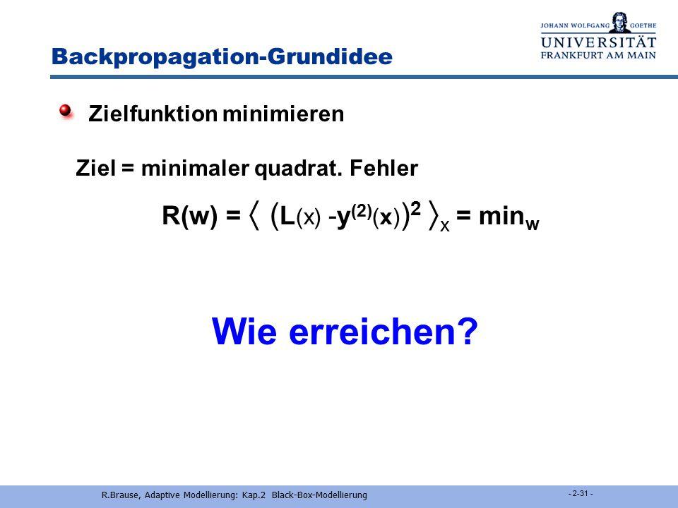 """R.Brause, Adaptive Modellierung: Kap.2 Black-Box-Modellierung - 30 - NetTalk: Training Ergebnis Trennung der Konsonanten von Vokalen (""""Babbeln"""") Entwi"""