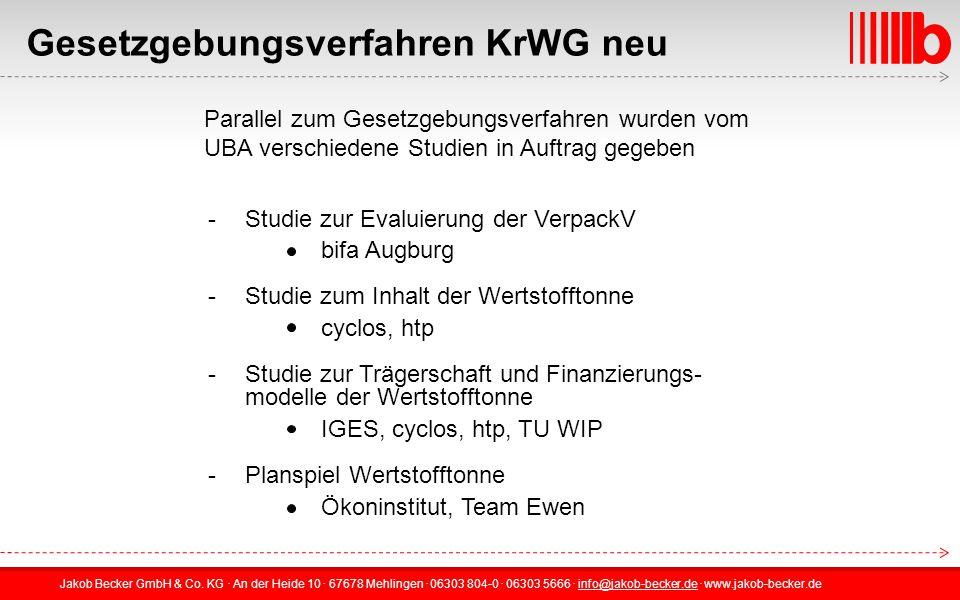 Jakob Becker GmbH & Co.KG. An der Heide 10. 67678 Mehlingen.