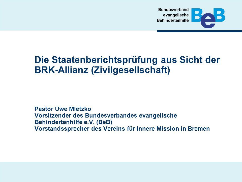 Was ist der BeB Zusammenschluss von deutschlandweit 600 diakonischen Initiativen, Diensten und Einrichtungen Evangelischer Verband für die Belange von Menschen mit Behinderung und psychischer Erkrankung Angebote für über 100.000 Menschen Anwaltschaftliche Tätigkeit für die Zielgruppen Zwei Beiräte der Menschen mit Behinderung und der Angehörigen Zusammenarbeit der fünf Fachverbände (Antropoi, Lebenshilfe, Caritas Behindertenhilfe, Bundesverband körperbehinderter Menschen und BeB) 2