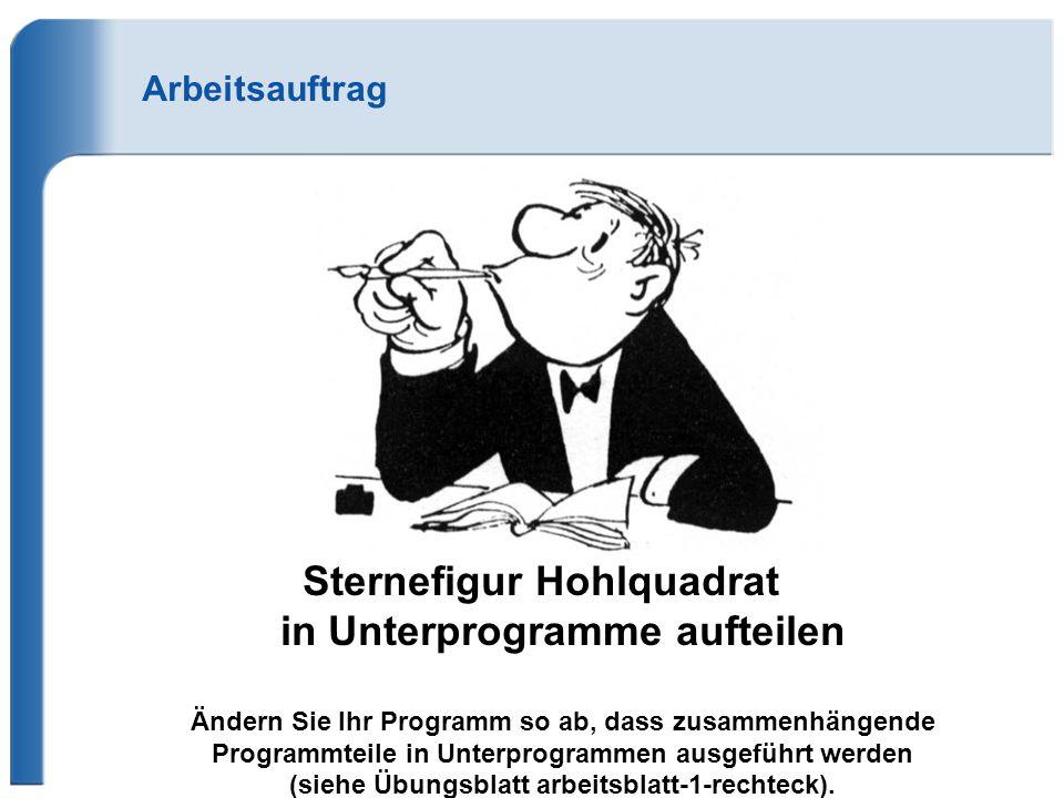 Zusatz Eliminierung der Rekursion Quelle: O. Bittel; Sept. 2007