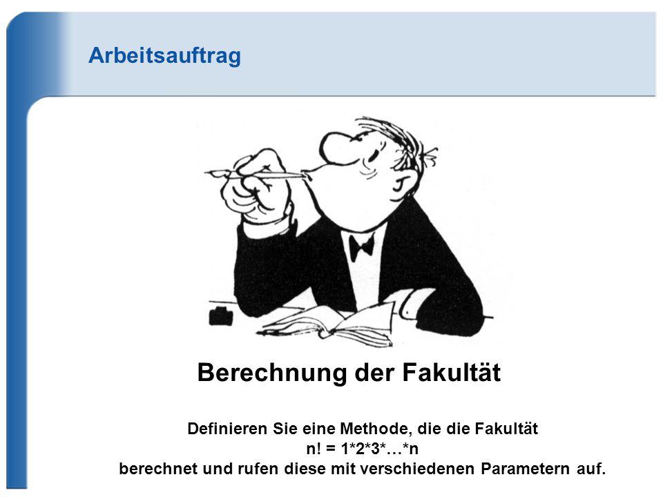 Zusatz Eliminierung der Rekursion mit einem Keller Quelle: O. Bittel; Sept. 2007