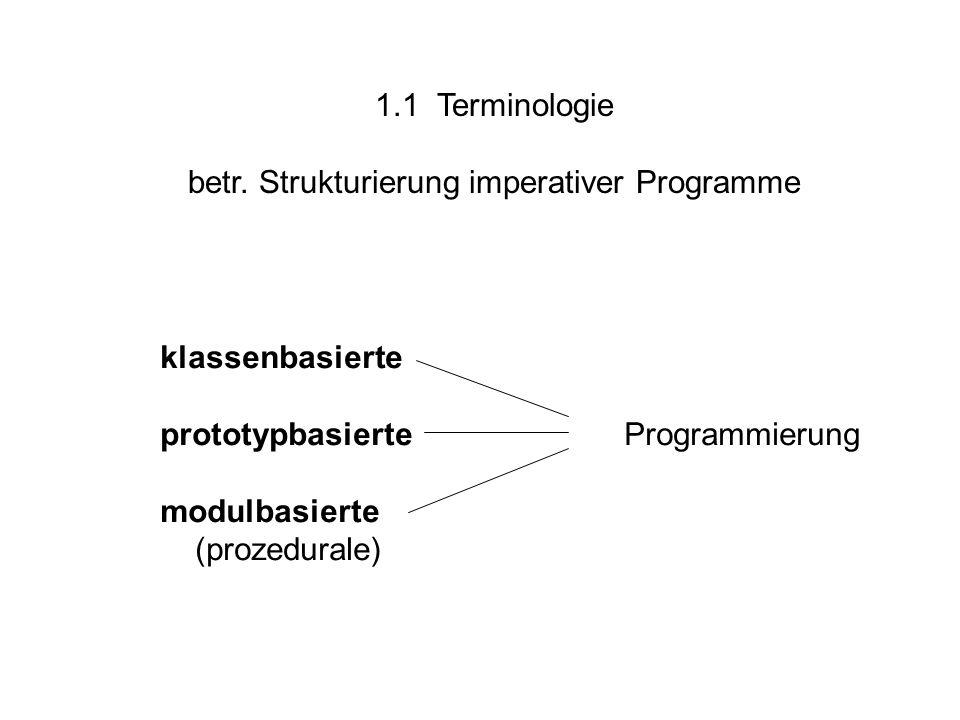 1.1 Terminologie betr.