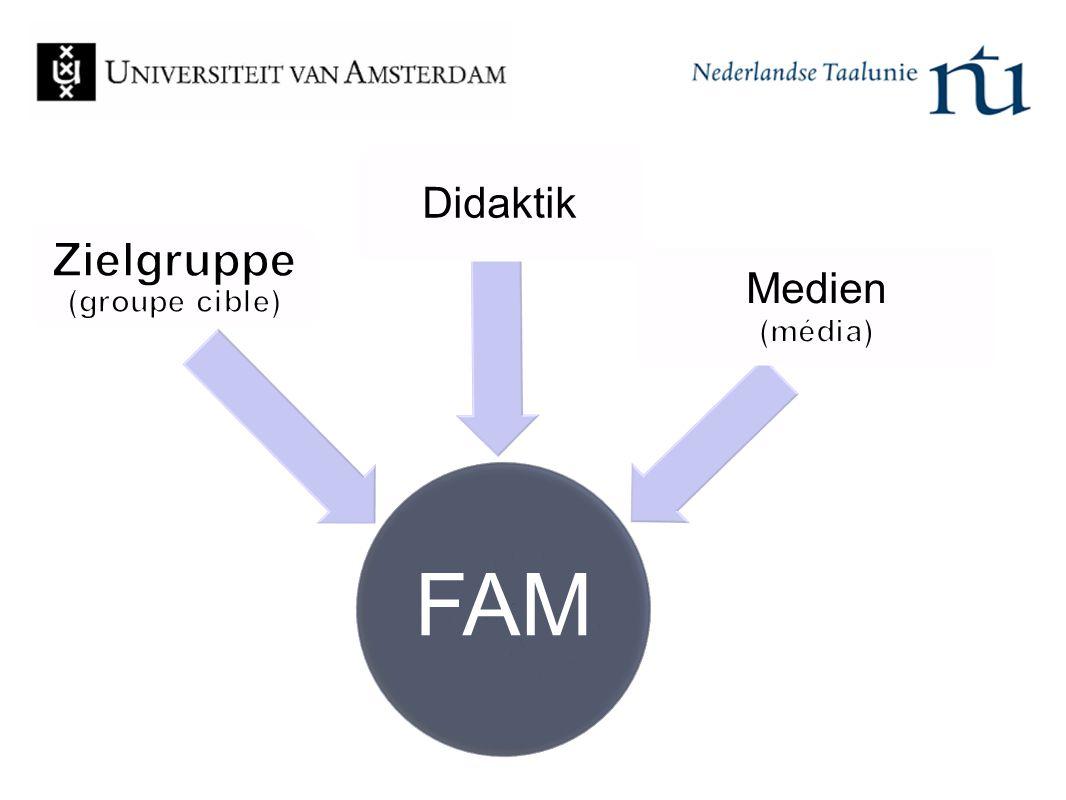 e FAM-Modell monolinguale Gruppe Niederländischlernende in D monolinguale Gruppe Deutschlernende in NL bilinguale Gruppe NL / D E-Mail