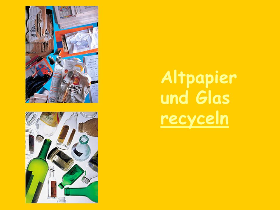 Restmüll Litter Kunststoff Plastic Dosen Cans Müll trennen