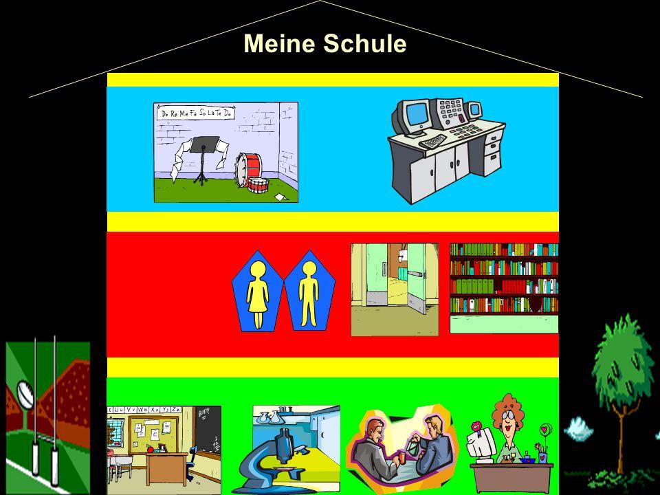 ein Schulhof