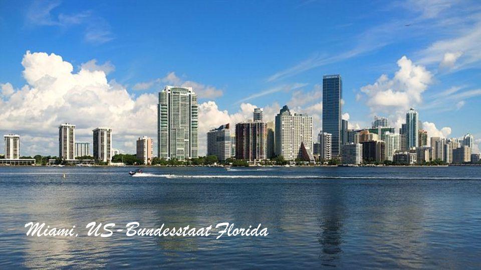 Miami, US-Bundesstaat Florida
