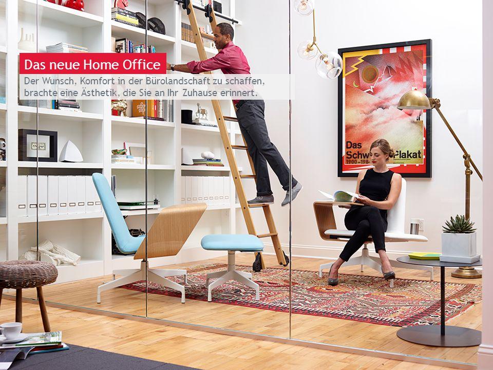 March 13th 2014 | Berlin Der Wunsch, Komfort in der Bürolandschaft zu schaffen, brachte eine Ästhetik, die Sie an Ihr Zuhause erinnert.