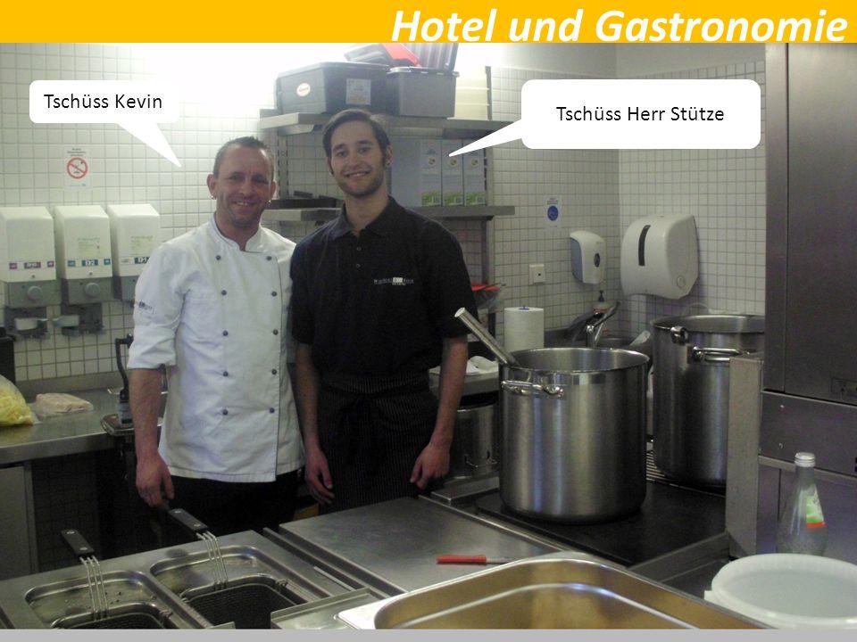 Hotel und Gastronomie Koch Der Koch bereitet Nahrungsmittel und Speisen zu.