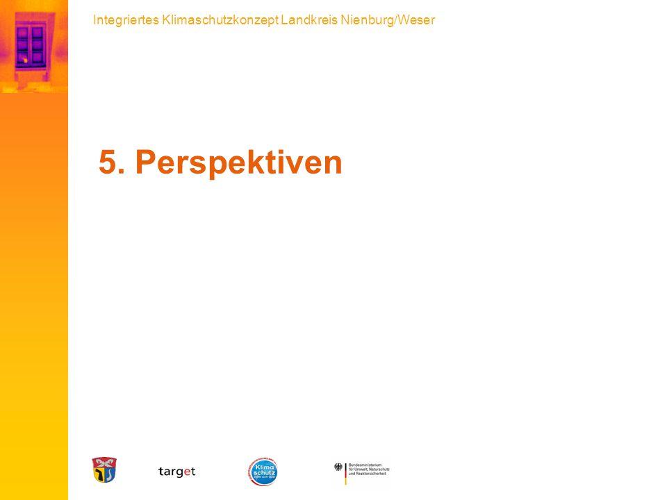 Integriertes Klimaschutzkonzept Landkreis Nienburg/Weser 5. Perspektiven